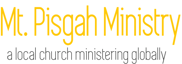 Mt. Pisgah Ministry, Inc.